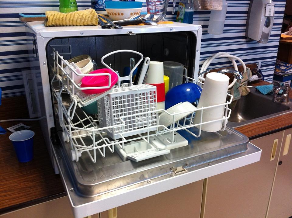 انواع نمک ماشین ظرفشویی
