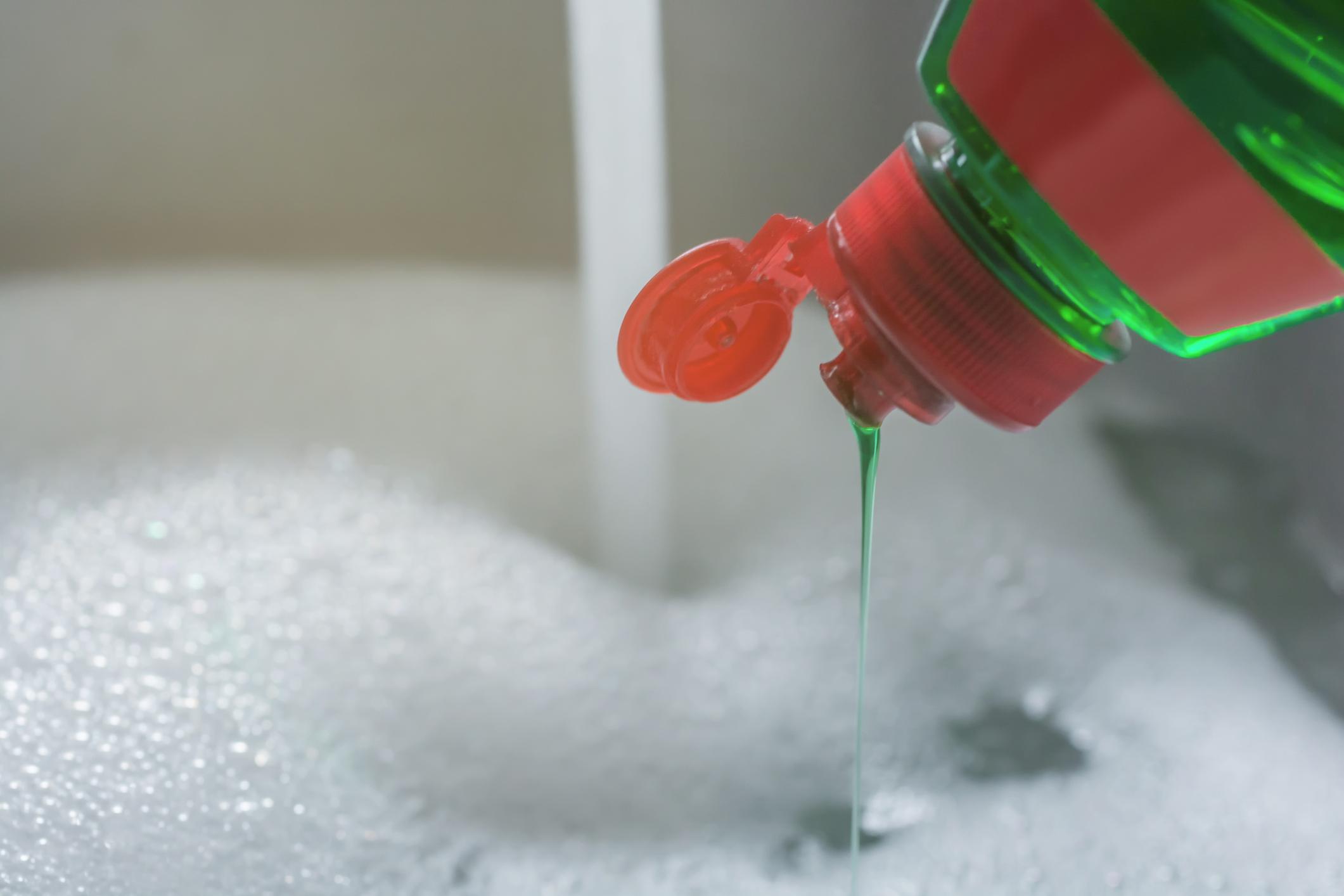 انتخاب بهترین مایع ظرفشویی