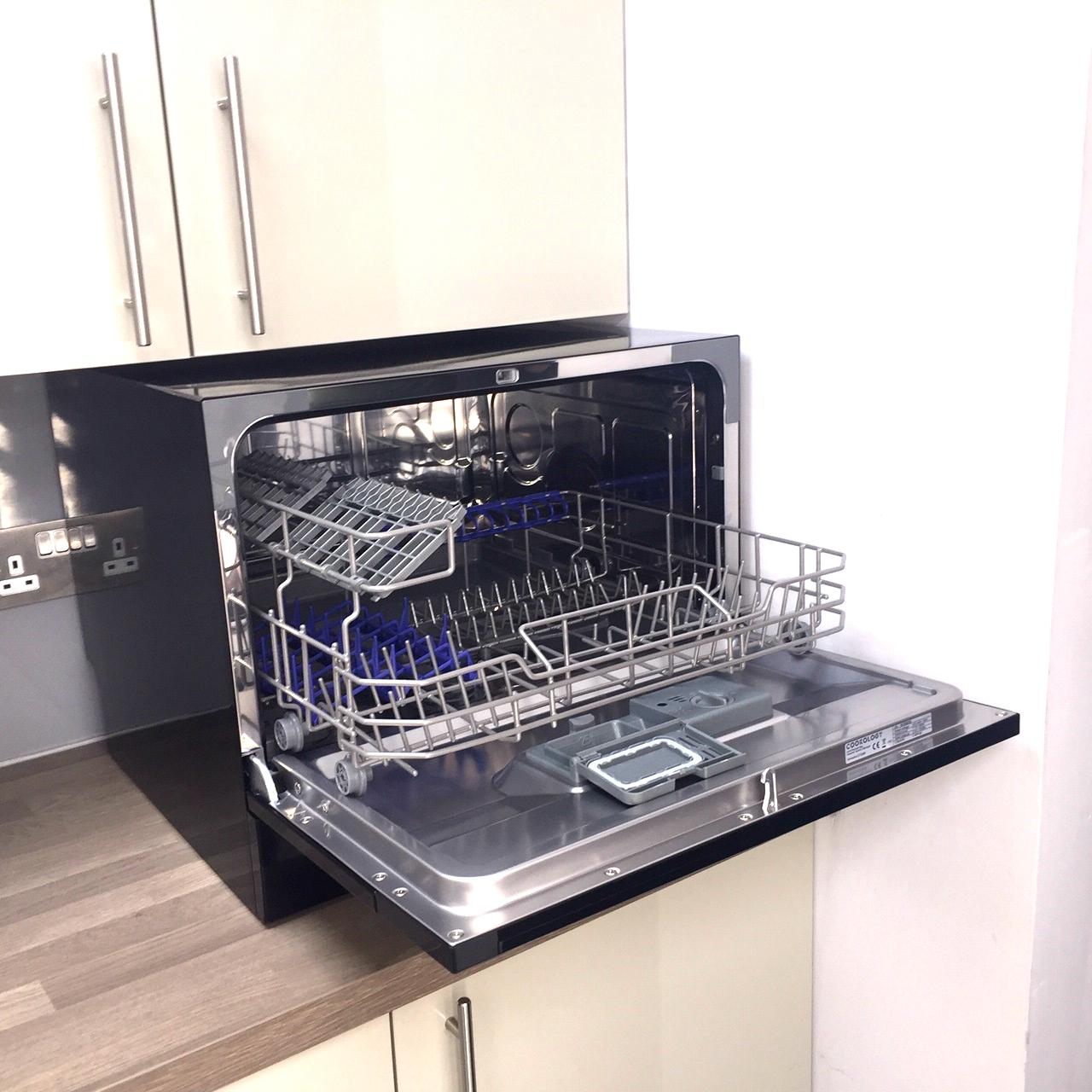 انواع ماشین ظرفشویی رومیزی