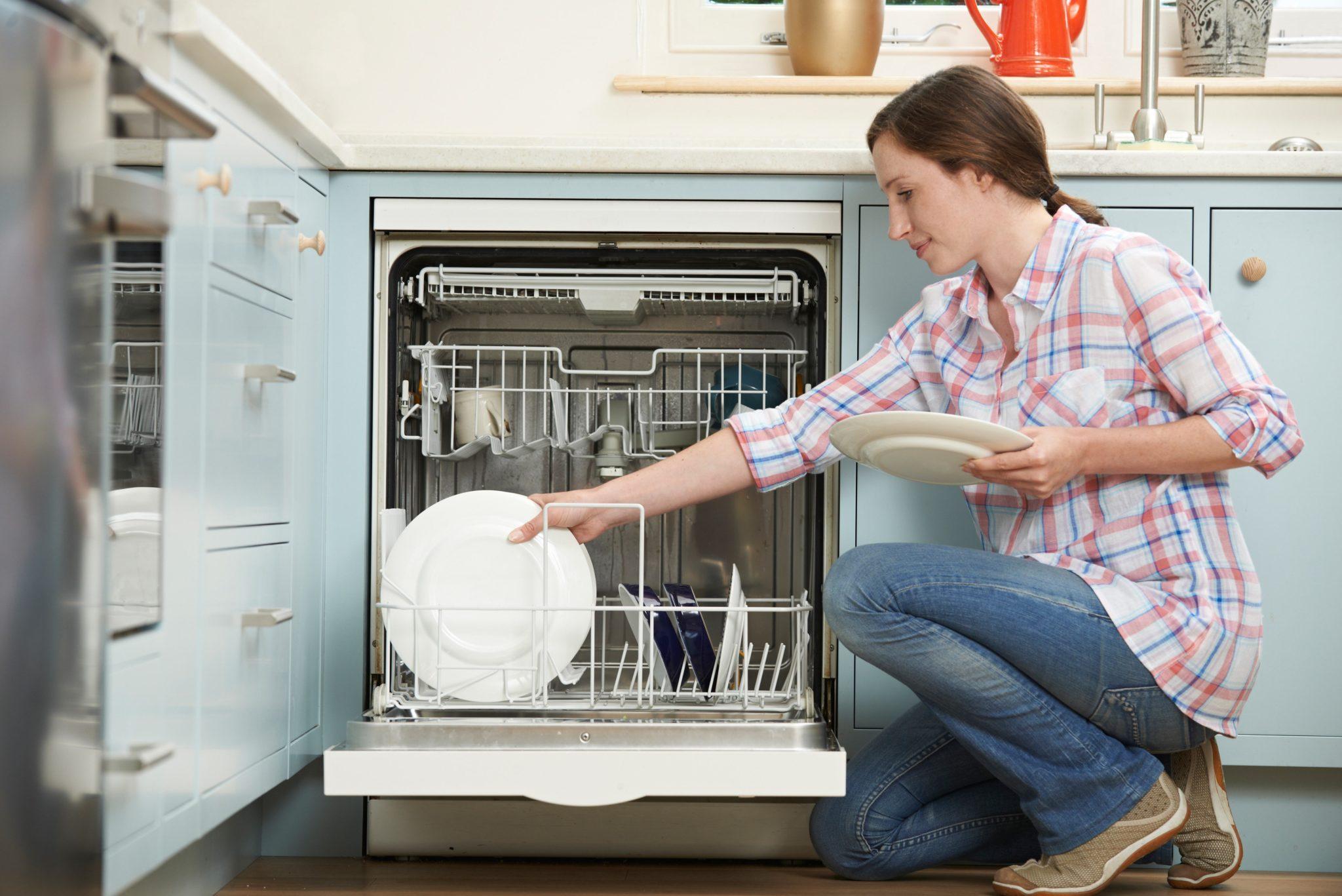 شستشوی ماشینی ظروف